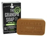 Grandpa's Soap Co. - Wonder Pine Tar Soap - 4.25 oz. (010486007011)