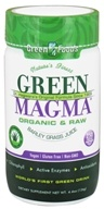 Green Foods - Green Magma Organic 500 mg. - 250 Tablets