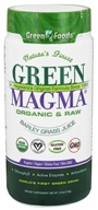 Green Foods - Green Magma USDA Organic - 5.3 oz. by Green Foods
