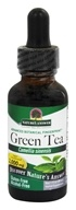 Nature's Answer - Green Tea Leaf Alcohol Free - 1 oz.
