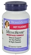 Image of Natural Factors - WomenSense MenoSense Hot Flashes Menopause Formula - 90 Capsules