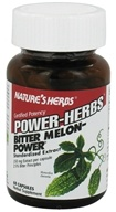 Image of Nature's Herbs - Bitter Melon-Power - 60 Capsules