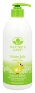 Nature's Gate - Nature Baby Vegan Baby Shampoo & Wash - 18 oz.