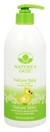 Nature's Gate - Baby Soothing Shampoo and Wash - 18 oz.