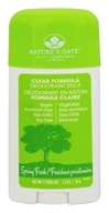 Nature's Gate - Deodorant Stick Spring Fresh - 2.5 oz.