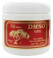 Nature's Gift DMSO - Gel Unfragranced - 16 oz.