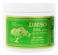 Nature's Gift DMSO - Gel With Aloe Vera - 4 oz. - $13.29