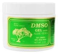 Nature's Gift DMSO - Gel With Aloe Vera - 2 oz. (606746111835)