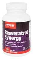 Jarrow Formulas - Resveratrol Synergy - 120 Tablets, from category: Nutritional Supplements