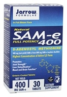 Jarrow Formulas - SAMe 400 - 30 Tablets, from category: Nutritional Supplements