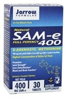 Jarrow Formulas - SAMe 400 - 30 Tablets (790011200208)