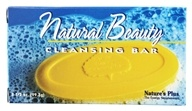 Nature's Plus - Natural Beauty Cleansing Bar - 3.5 oz. by Nature's Plus