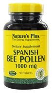Nature's Plus - Bee Pollen 1000 mg. - 90 Tablets - $10.91
