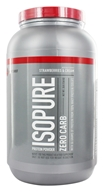 Nature's Best - Isopure Perfect Zero Carb Strawberries & Cream - 3 lbs.