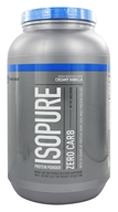 Nature's Best - Isopure Perfect Zero Carb Creamy Vanilla - 3 lbs. ...