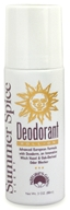 Nature's Gate - Deodorant Roll-On Summer Spice - 3 oz.