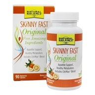 Natural Max - Skinny Fast - 90 Capsules, from category: Diet & Weight Loss