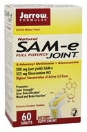Jarrow Formulas - SAM-e Joint 200 mg. - 60 Tablets