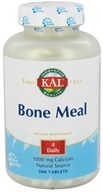 Kal - Bone Meal 1000 mg. - 300 Tablets by Kal