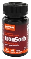 Jarrow Formulas - Ironsorb 18 mg. - 60 Capsules