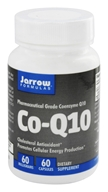 Image of Jarrow Formulas - Co-Q10 60 mg. - 60 Capsules