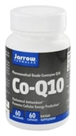Jarrow Formulas - Co-Q10 60 mg. - 60 Capsules, from category: Nutritional Supplements