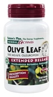 Image of Nature's Plus - Herbal Actives Extended Release Olive Leaf 500 mg. - 30 Tablets