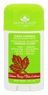 Nature's Gate - Clear Formula Deodorant Stick Autumn Breeze - 2.5 oz.