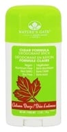 Nature's Gate - Deodorant Stick Autumn Breeze - 2.5 oz. (078347555651)