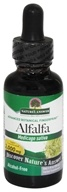 Nature's Answer - Alfalfa Herb Alcohol Free - 1 oz.