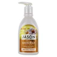 Image of Jason Natural Products - Satin Shower Body Wash Chamomile - 30 oz.
