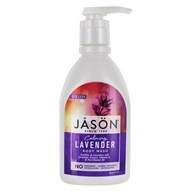 Image of Jason Natural Products - Satin Shower Body Wash Lavender - 30 oz.