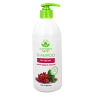Nature's Gate - Shampoo Volumizing Awapuhi - 18 oz.