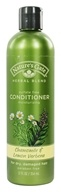 Nature's Gate - Conditioner Moisturizing Organics Chamomile & Lemon Verbena - 12 oz. by Nature's Gate