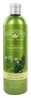 Image of Nature's Gate - Shampoo Organics Herbal Blend Moisturizing Chamomile & Lemon Verbena - 12 oz.