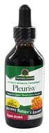 Nature's Answer - Pleurisy Root Organic Alcohol - 2 oz.