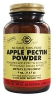 Solgar - Apple Pectin Powder - 4 oz. (033984001206)
