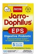 Jarro-Dophilus EPS Enhanced Probiotic System 5 Billion CFU - 120 Capsules