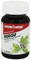 Image of Nature's Herbs - Kudzu Extract 100 mg. - 60 Capsules CLEARANCED PRICED