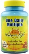 Nature's Life - One Daily Multiple - 60 Vegetarian Capsules by Nature's Life