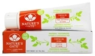 Nature's Gate - Natural Toothpaste Creme de Anise - 6 oz. by Nature's Gate