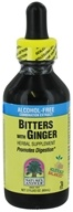 Nature's Answer - Bitters with Ginger Alcohol Free - 2 oz.