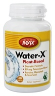 Natural Max - Water-X Diuretic Formula - 60 Capsules by Natural Max