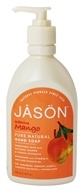 Jason Natural Products - Satin Soap Mango - 16 oz.