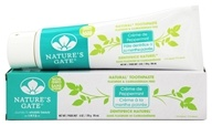 Image of Nature's Gate - Natural Toothpaste Creme de Peppermint - 6 oz.