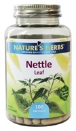 Image of Nature's Herbs - Nettle Leaf - 100 Capsules