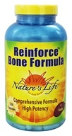 Nature's Life - Reinforce Bone Formula - 250 Capsules by Nature's Life