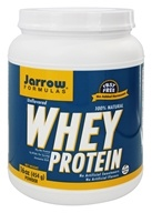 Jarrow Formulas - Whey Protein Unflavored - 1 lb., from category: Sports Nutrition