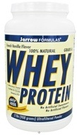 Jarrow Formulas - Whey Protein French Vanilla Flavor - 2 lbs., from category: Sports Nutrition