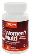 Jarrow Formulas - Women's Multi 60 Easy-Solv Tablets, from category: Vitamins & Minerals